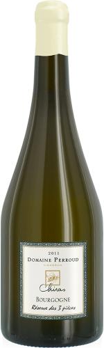 White Burgundy Réserve des 3 pièces