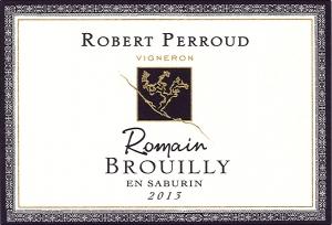 """Brouilly Saburin """"Romain"""""""