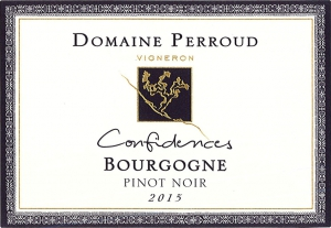 Bourgogne Rouge Confidences